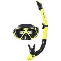 GUL Adult Tarpon Mask & Snorkel Set, YELLOW