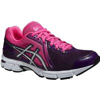 Asics Gel Impression Running Shoe, Plum-sil-pink