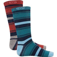 ANIMAL Patrice Men's Socks (2 Pair Pack), ASSORTED
