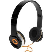 BOYZ TOYS Sonar Deluxe Headphones, BLACK