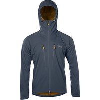 RAB Men's Vapour-rise Alpine Jacket, STEEL/JKT