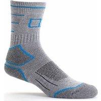 Berghaus Trailactiv ½ Crew Socks, Light Grey