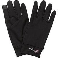 Hi-gear Tech Stretch Touch Screen Gloves, Black