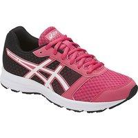 Asics Patriot 8 Running Shoes, Red Black