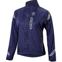 Altura Nightvision Kinetic Waterproof Jacket, Deep Purple