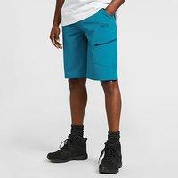 NORTH RIDGE Men's Yangon Shorts, BLUE/MENS