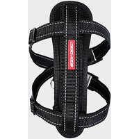 EZY-DOG Chest Plate Dog Harness (M), BLACK