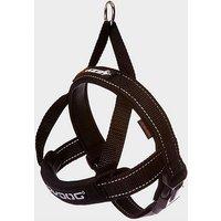 EZY-DOG Quick Fit Harness (XS), BLACK/HARNESS
