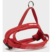EZY-DOG Quick Fit Harness (XS), RED/HARNESS