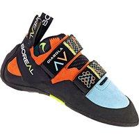 Boreal Diabola Climbing Shoe, Blue-orange