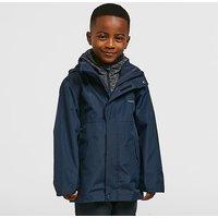 FREEDOMTRAIL Kids' Versatile 3-in-1 Jacket (13-16 years), NAVY/JACKET