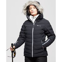THE EDGE Women's Serre Insulated Snow Jacket, ANTHRACITE