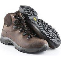 HI TEC Summit Pro WP Men's Hiking Boot, DARK CHOCOLATE