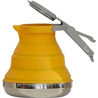 HI-GEAR Collapsible Kettle 1.5L, YELLOW