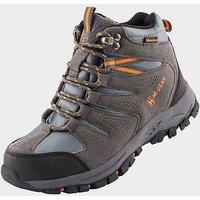 HI-GEAR Kinder II Kids' Walking Boots, CHARCOAL-ORANGE/KIDS