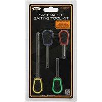 NGT 4pc Soft Grip Baiting Tool Set