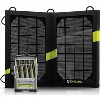 GOAL ZERO Guide 10 Plus & Nomad 7 Plus Solar Kit