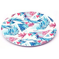 HANDY HEROES Abstract Leaf Melamine Tumbler (296ml)