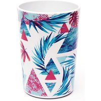 HANDY HEROES Abstract Leaf Melamine Tall Tumbler (562ml)