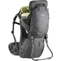 KATHMANDU Karinjo Child Carrier v2, GREY-GREEN