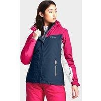 Dare 2b Prosperity Ski Jacket, Navy-pink