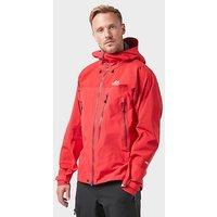 MOUNTAIN EQUIPMENT Mens Lhotse Waterproof Jacket, IMPERIAL RED/JACKET