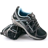 Columbia Conspiracy V Outdry Walking Shoes, Black-oxygen