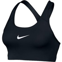Nike Classic Swoosh Sports Bra (Medium Support), BLACK WHITE