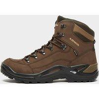 LOWA Men's Renegade GTX Mid Walking Boots, ESPRESSO-BROWN/MENS