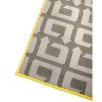 Airgo Mahora 8 Carpet, Mid Grey
