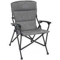 Airgo Bardi Deluxe Chair, Charcoal