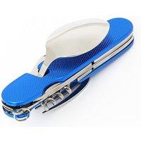 HI-GEAR Pocket Picnic Tool, ROYAL BLUE/SILVER