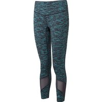 RONHILL Women's Infinity Crop Tight, CHARCOAL