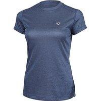 Aubrion Ladies Carter Tech T-shirt, Mid Blue