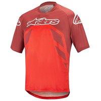ALPINE STARS Racer Jersey, RED