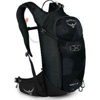Osprey Siskin 12 Hydration/Cycling Pack, BLACK/12