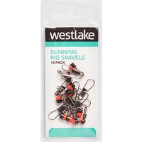 WESTLAKE Running Rig Swivels Med 10Pc, NO COLOUR/1