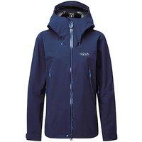 RAB Womens Kangri GTX Waterproof Jacket, BLUE