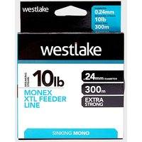 Westlake Feeder Mono 10Lb 300M Brown, NO COLOUR/BRO