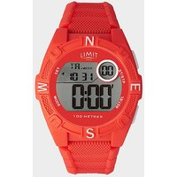 Limit 5696.67 Digital Watch, RED/WATC