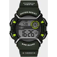 Limit 5696.67 Digital Watch, GREY/NAVY