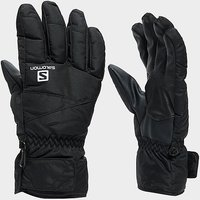 Salomon Men's Force Ski Gloves, Black/GLOVES