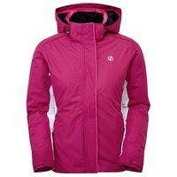 DARE 2B Womens Abound Snowsports Jacket, PINK/WMNS