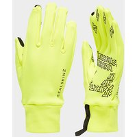 SEALSKINZ Stretch Nano Gloves, Yellow/YEL