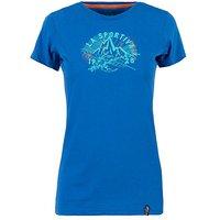 LA SPORTIVA Women's Hipster T-Shirt, BLUE