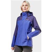 Berghaus Women's Orestina Waterproof Jacket, BLUE/BLUE
