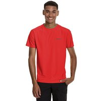 Berghaus Mens 24/7 Tech T-Shirt, Red/RED