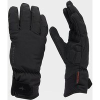 SEALSKINZ Highland Gloves, BLK/BLK