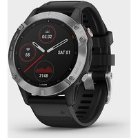 Garmin Fēnix 6 Multi Sport GPS Watch, BLK/BLK