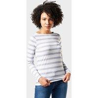CRAGHOPPERS Women's Susie Long Sleeve Top, light blue/LBL